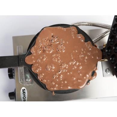 Choco boom - Czekoladowe Ciasto na gofry bąbelkowe