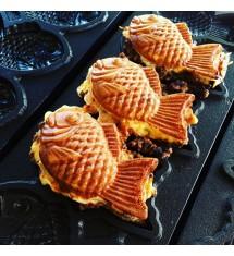 Salzig Taiyaki  Fish Waffle Teig mix Pulver