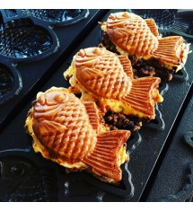 Taiyaki Salty fish waffle Mix Cake Powder Concentrate