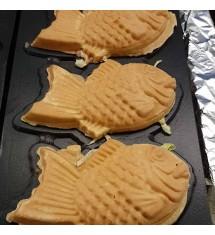 Taiyaki - Cebulowe Gofry Rybki Ciasto  proszek mieszanka koncentrat