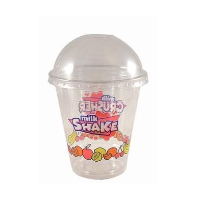 Komplet Shake kubek+przykrywka