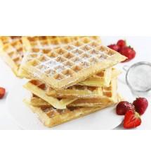 Traditional sponge cake waffles 5kg