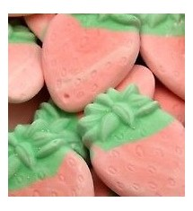 Crazy Candy Factory Foam Strawberries