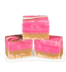 The Fudge Factory Strawberry Cheesecake Fudge 2kg